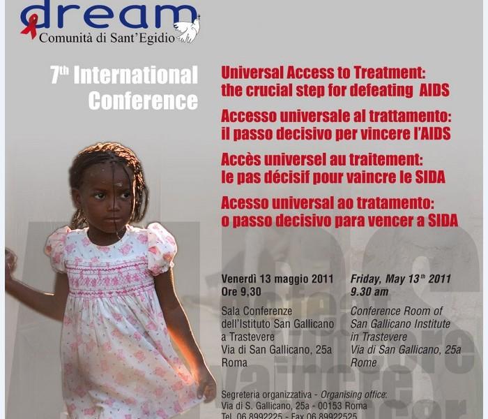 DREAM: una realtà per l'Africa