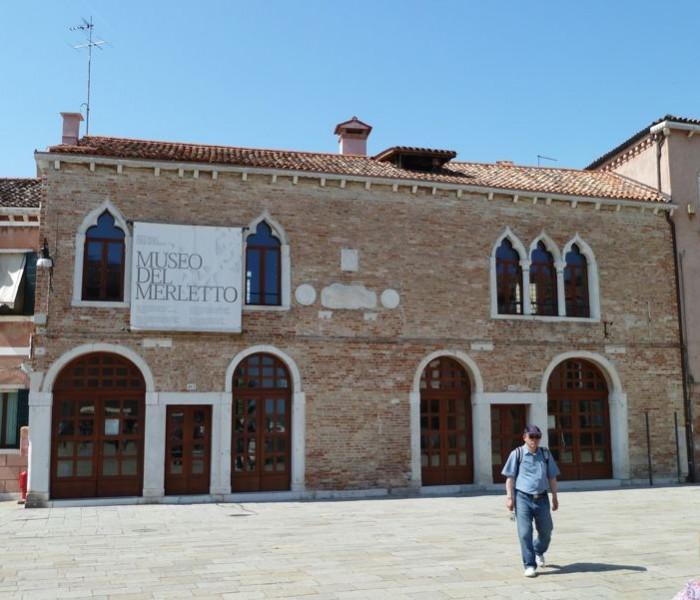 Il museo del merletto a Burano