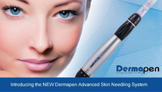 Dermapen Skin Needling: la penna che cancella le rughe