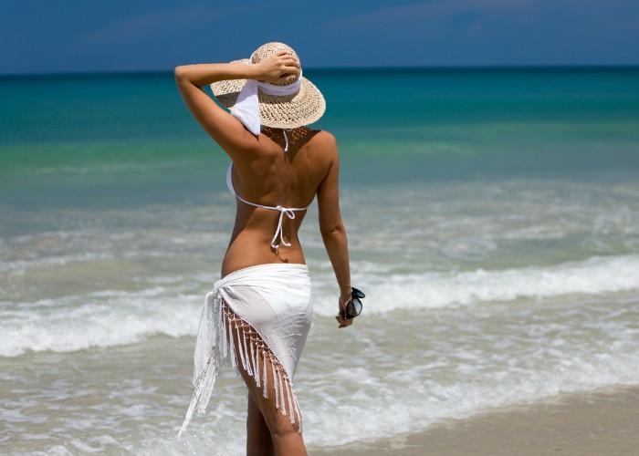 Le precauzioni per l'estate per esporre la pelle al sole