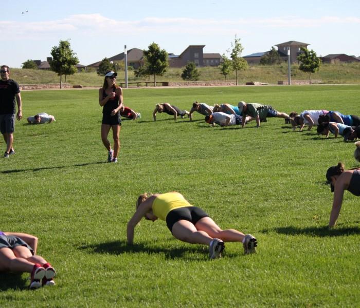 BOOT CAMP la nuova frontiera del fitness