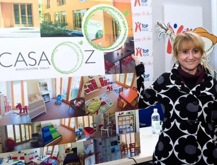 CasaOz, un sostegno per i bambini malati e per le loro famiglie