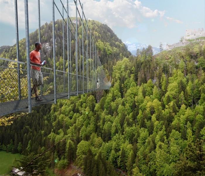 Highline 179: il ponte più lungo al mondo