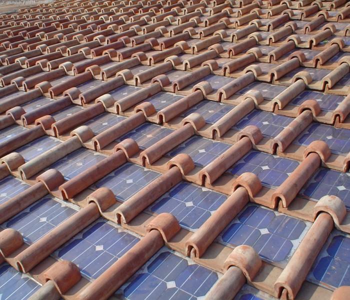Le tegole fotovoltaiche, un nuovo modo per produrre energia