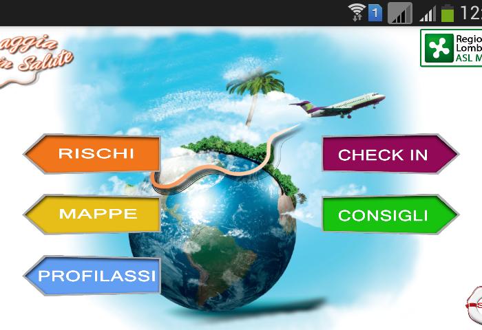 In arrivo una nuova App per il viaggiatore internazionale: Viaggia in Salute