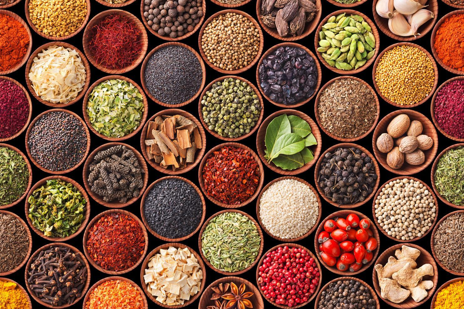 Spezie dimensione medica - Spezie in cucina ...