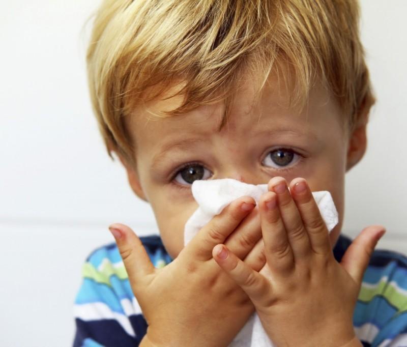 I bimbi si ammalano di più a scuola e all'asilo