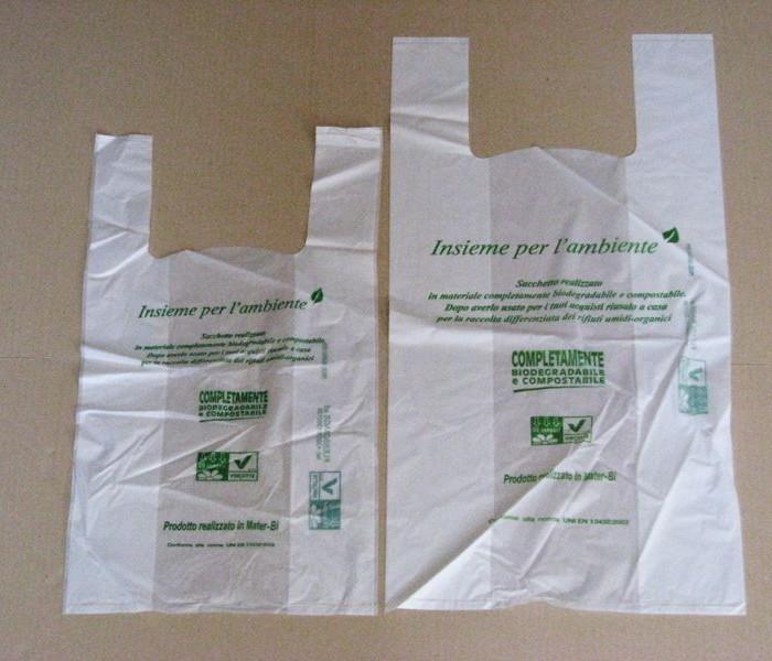 """Non tutti i sacchetti sono """"green"""""""