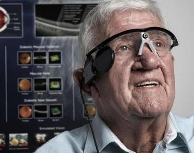 L'anziano non deve trascurare la vista
