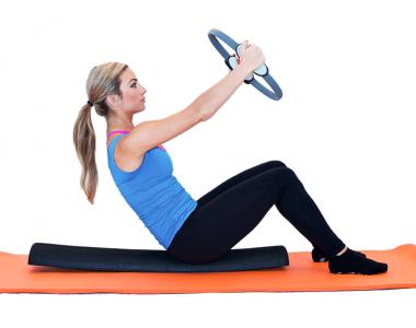 Props, una variante del Pilates