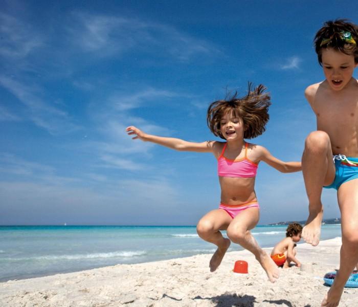 "Spiagge ""promosse"" dai pediatri"
