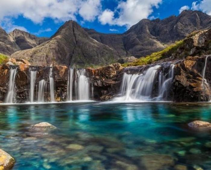 Le Fairy Pools