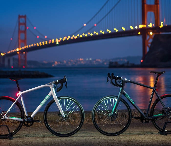 La bicicletta connessa