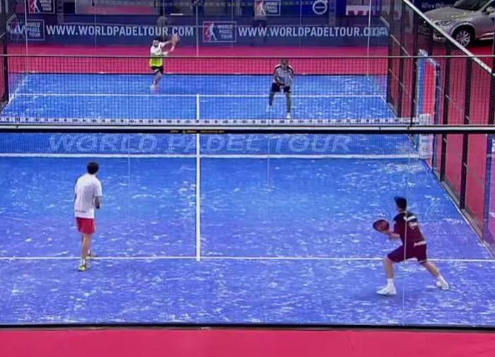 Un'alternativa al tennis