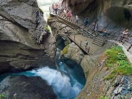 La valle delle 72 cascate