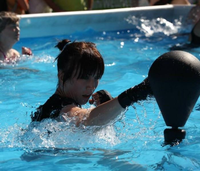 Boxing Splash…per combattere la cellulite