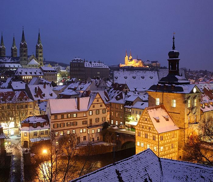 Bamberga, la città più bella della Baviera