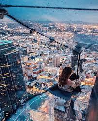 Skyslide, lo scivolo da brivido