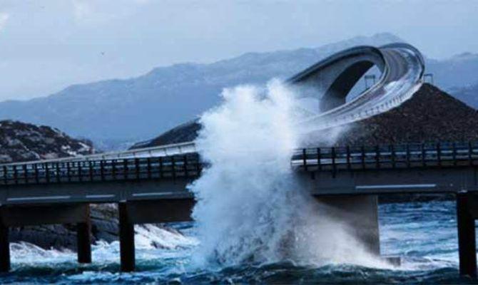 Atlantic Ocean Road, la strada più bella e pericolosa del mondo