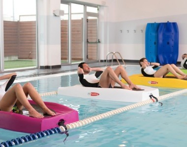 Fit Paddling per tonificarsi in piscina