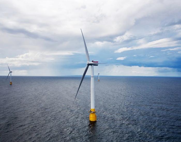In Scozia il primo parco eolico offshore